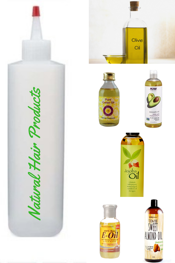 natural hair care products