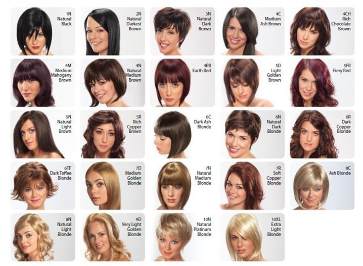 Today\'s Safe Hair Color Options | DiyHairstylesToday.com