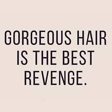 hair products quote