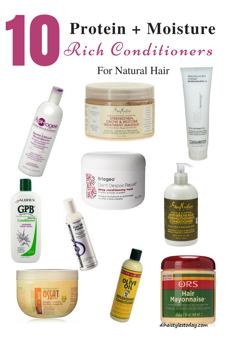 Protein And Moisture Conditioners